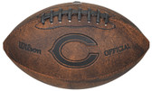 Chicago Bears Football - Vintage Throwback - 9 Inches