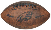 Philadelphia Eagles Football - Vintage Throwback - 9 Inches