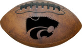 Kansas State Wildcats Football - Vintage Throwback - 9 Inches