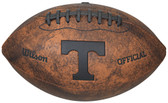 Tennessee Volunteers Football - Vintage Throwback - 9 Inches