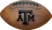 Texas A&M Aggies Football - Vintage Throwback - 9 Inches