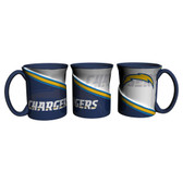 Los Angeles Chargers Coffee Mug 18oz Twist Style