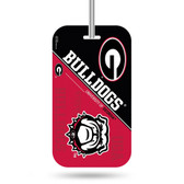 Georgia Bulldogs Luggage Tag