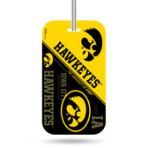 Iowa Hawkeyes Luggage Tag