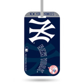 New York Yankees Luggage Tag