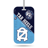 North Carolina Tar Heels Luggage Tag