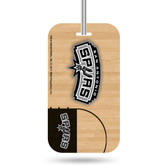 San Antonio Spurs Luggage Tag
