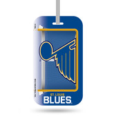 St. Louis Blues Luggage Tag