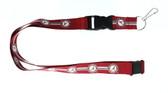 Alabama Crimson Tide Lanyard - Red