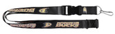 Anaheim Ducks Lanyard - Black