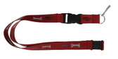 Arkansas Razorbacks Lanyard - Red