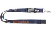 Denver Broncos Lanyard - Blue