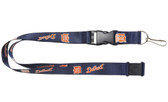 Detroit Tigers Lanyard - Blue