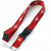 Houston Rockets Lanyard - Red