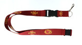Iowa State Cyclones Lanyard - Red