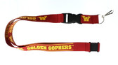 Minnesota Golden Gophers Lanyard - Maroon