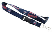 Minnesota Twins Lanyard - Blue