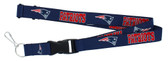 New England Patriots Lanyard - Blue