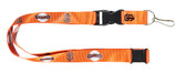 San Francisco Giants Lanyard - Orange
