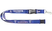 Texas Rangers Lanyard - Blue