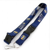 Utah Jazz Lanyard - Blue