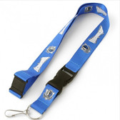 Dallas Mavericks Lanyard - Blue