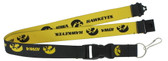 Iowa Hawkeyes Lanyard - Reversible