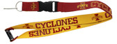 Iowa State Cyclones Lanyard - Reversible