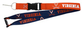 Virginia Cavaliers Lanyard - Reversible