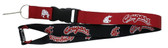 Washington State Cougars Lanyard - Reversible