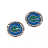 Florida Gators Earrings Post Style