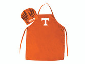 Tennessee Volunteers Apron and Chef Hat Set