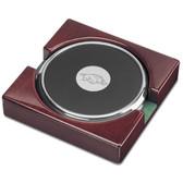 Arkansas Razorbacks Silver Tone Coaster Set of 2