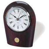 UNC Charlotte 49ers Palm Desk Clock