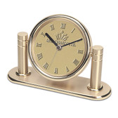 UNC Charlotte 49ers Arcadia Desk Clock