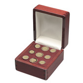 UNC Charlotte 49ers Blazer Buttons-Set of 9