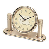 North Carolina Tar Heels Arcadia Desk Clock