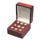 North Carolina Tar Heels Blazer Buttons-Set of 9