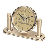 Old Dominion University Arcadia Desk Clock