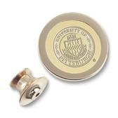 Pittsburgh Panthers Gold Lapel Pin