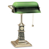 Pittsburgh Panthers Bankers Desk Lamp