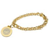Utah Utes Gold Charm Bracelet