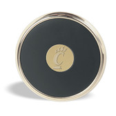 Cincinnati Bearcats Gold Tone Coaster