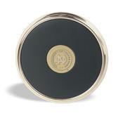 Notre Dame Fighting Irish Gold Tone Coaster