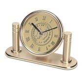 Notre Dame Fighting Irish Arcadia Desk Clock
