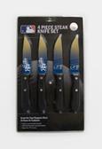 Kansas City Royals Knife Set Steak 4 Pack