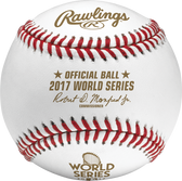 2017 World Series Rawlings Official Baseball