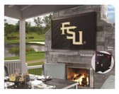 "Florida State Seminoles (Script) TV Cover (TV sizes 40""-46"")"