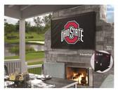 "Ohio State Buckeyes TV Cover (TV sizes 40""-46"")"