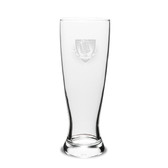 Microphone 23oz Deep Etched University Pilsner